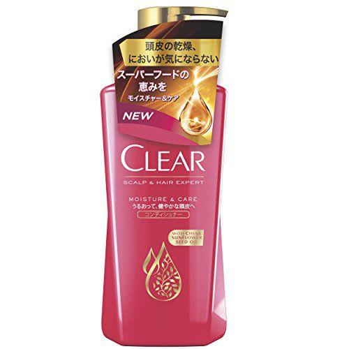 CLEARのクリア CLEAR モイスチャー&ケアコンディショナー 本体 370gに関する画像1