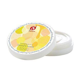 まかないこすめ まかないこすめ Makanai Cosmetics  絶妙レシピのハンドクリーム(ゆずはちみつ) 30gの画像