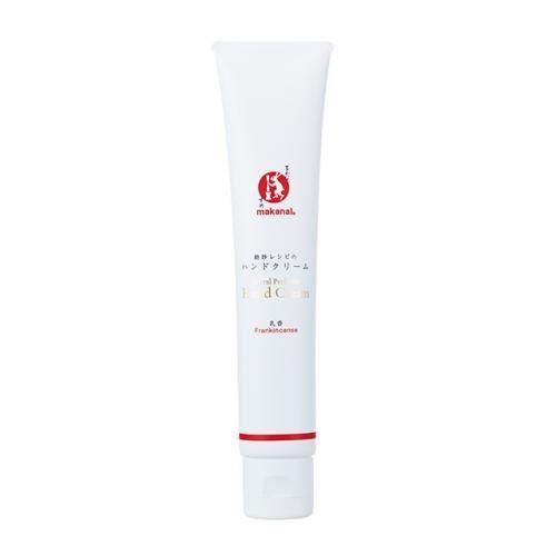 まかないこすめのまかないこすめ Makanai Cosmetics  絶妙レシピのハンドクリーム(乳香の香り) チューブ 40gに関する画像1