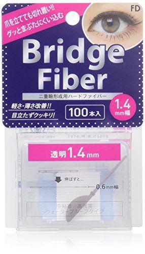 FDのFD(エフディ) FDブリッジファイバーI I クリア/1.4mm 100本に関する画像1