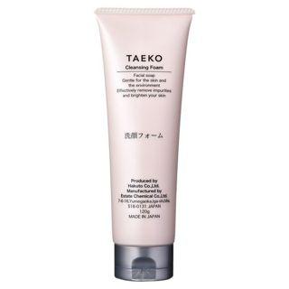 TAEKO タエコ TAEKO ウォッシングフォーム 本体 120gの画像