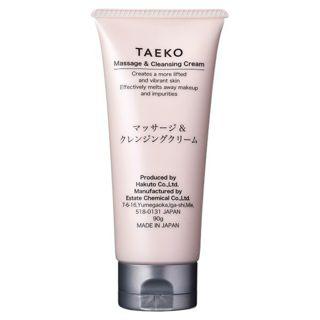TAEKO タエコ TAEKO マッサージ&クレンジングクリーム 本体 90gの画像