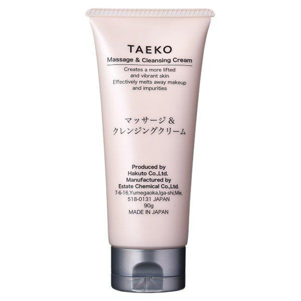 TAEKOのタエコ TAEKO マッサージ&クレンジングクリーム 本体 90gに関する画像1