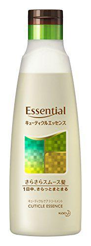エッセンシャル エッセンシャル Essential キューティクルエッセンス <さらさらスムース髪> 本体 250g みずみずしい果実と華やかな花々がつむぐブーケの香りの画像