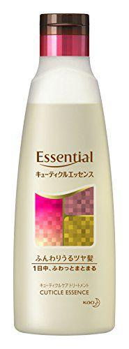 エッセンシャル エッセンシャル Essential キューティクルエッセンス <ふんわりうるツヤ髪> 本体 250g みずみずしい果実と華やかな花々がつむぐブーケの香りの画像