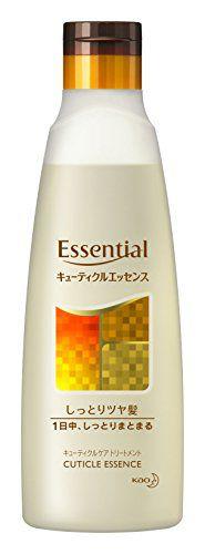 エッセンシャル エッセンシャル Essential キューティクルエッセンス <しっとりツヤ髪> 本体 250g みずみずしい果実と華やかな花々がつむぐブーケの香りの画像