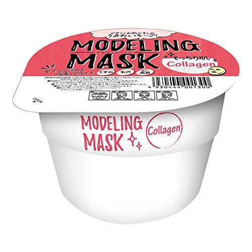 ダイトの モデリングマスク Collagen 28gに関する画像1