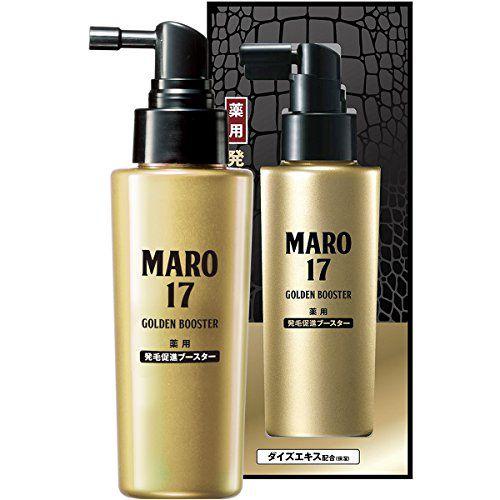 MARO17のMARO17 薬用 発毛促進ブースター 100mlに関する画像1
