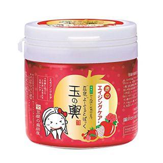 豆腐の盛田屋 豆腐の盛田屋 豆乳よーぐるとぱっく玉の輿 赤のエイジングケア 本体 150g フルーティーフローラルの画像