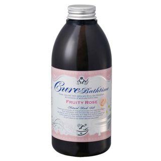 Cure キュア バスタイム フルーティローズの香り 500gの画像