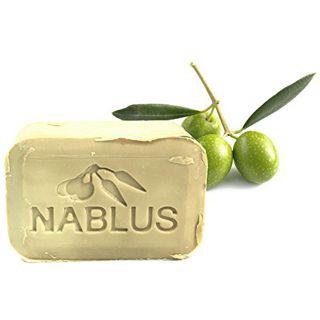 ナーブルスソープ ナーブルスソープ ナーブルスソープ(ナチュラルオリーブオイル)オーガニック・ヴィーガン洗顔&ボディー石鹸 100g オリーブオイルの香りの画像