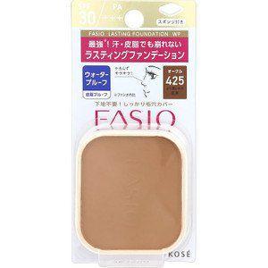 ファシオ ファシオ Fasio ラスティング ファンデーション WP SPF30 PA+++ オークル・425 10gの画像