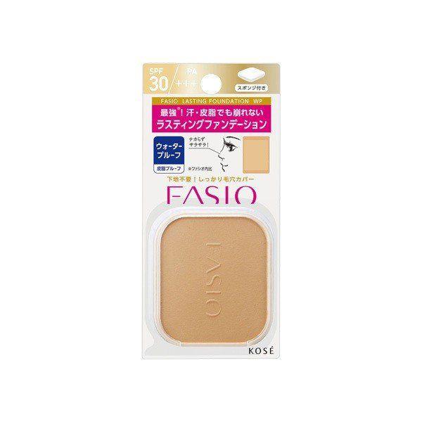 ファシオのファシオ Fasio ラスティング ファンデーション WP SPF30 PA+++ ベージュオークル・310 10gに関する画像1