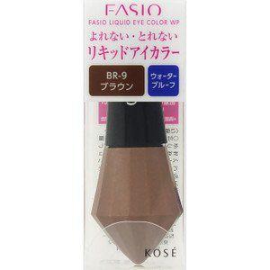 ファシオ ファシオ Fasio リキッドアイカラー WP ブラウン・BR-9の画像