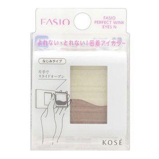 ファシオ ファシオ Fasio パーフェクトウィンク アイズ(なじみタイプ) ベージュ・BE-4の画像