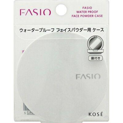 ファシオのウォータープルーフ フェイスパウダー ケース 1個に関する画像1