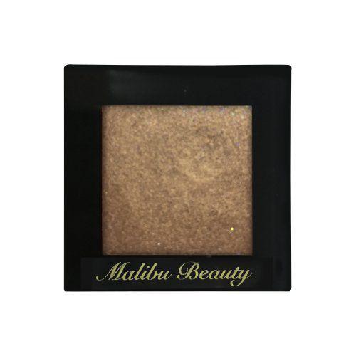 マリブビューティーのシングルアイシャドウ ブラウンコレクション MBBR-03 シナモンブラウン 1.6gに関する画像1