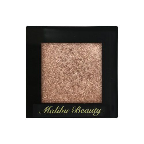 マリブビューティーのシングルアイシャドウ ブラウンコレクション MBBR-01 キャラメルブラウン 1.6gに関する画像1