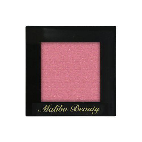 マリブビューティーのシングルアイシャドウ ピンクコレクション MBPK-02 シェルピンク 1.6gに関する画像1