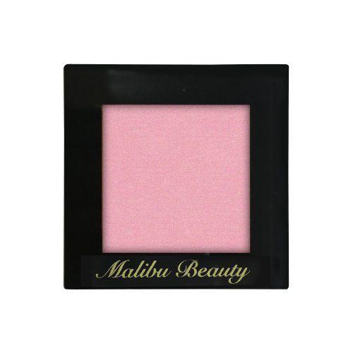 マリブビューティーのシングルアイシャドウ ピンクコレクション MBPK-01 ベビーピンク 1.6gに関する画像1