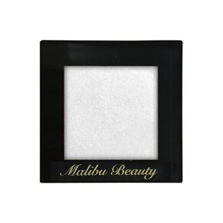 マリブビューティー シングルアイシャドウ ベースコレクション MBBA-01 シアーホワイト 1.6gの画像