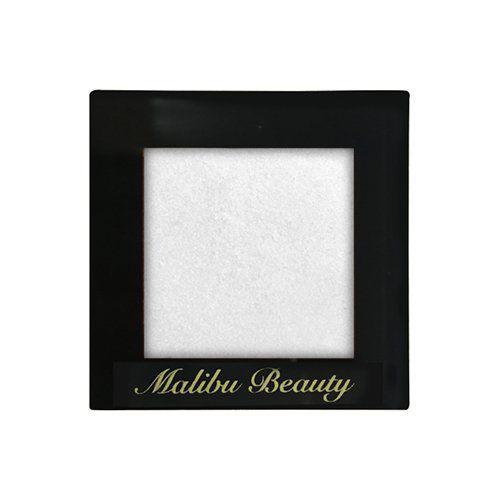 マリブビューティーのシングルアイシャドウ ベースコレクション MBBA-01 シアーホワイト 1.6gに関する画像1