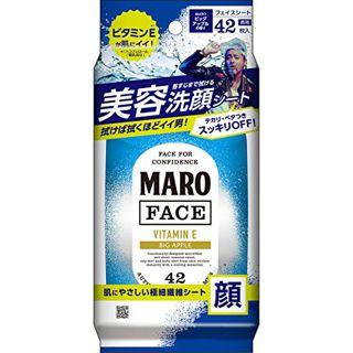 MARO マーロ MARO デザイニングフェイス シート マンハッタン 42枚の画像