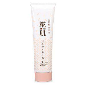 ロート製薬の糀肌 KOUJI 糀肌はんどくりーむ 50gに関する画像1