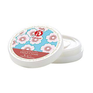 まかないこすめ まかないこすめ Makanai Cosmetics  絶妙レシピのハンドクリーム (桜) 30g 桜の香りの画像