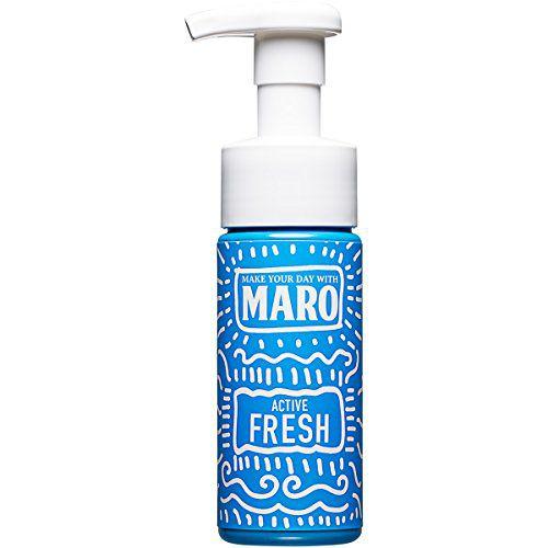 MAROのマーロ MARO グルーヴィー洗顔料 アクティブフレッシュ 150mlに関する画像1