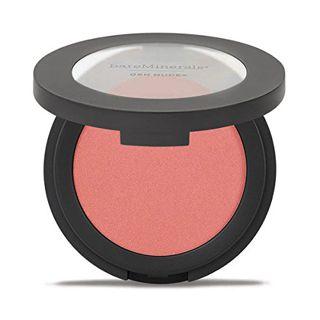ベアミネラル ベアミネラル bareMinerals ジェン ヌード パウダー ブラッシュ ピンク ミー アップ(華やかさを与えるブライトピンク) 無香料の画像