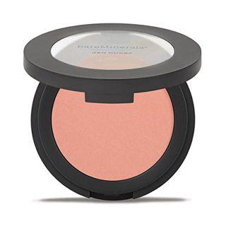 ベアミネラル ベアミネラル bareMinerals ジェン ヌード パウダー ブラッシュ イン ピンク(肌の透明感を引き立てるライトピンク) 無香料の画像