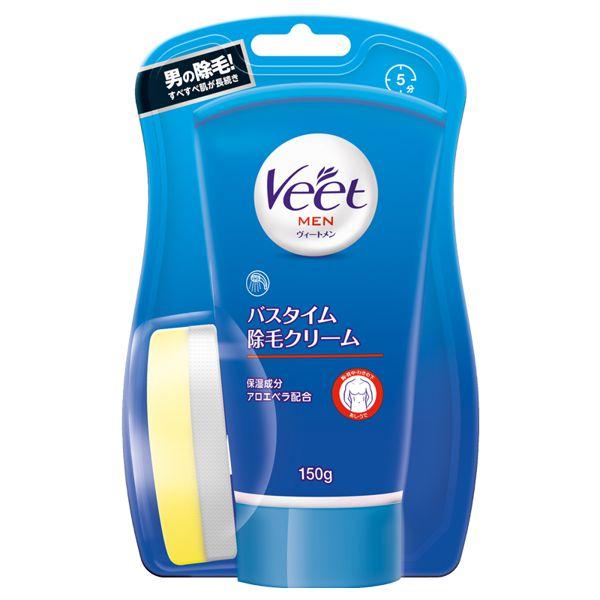 Veetのヴィートメン バスタイム除毛クリーム <医薬部外品> 150gに関する画像1