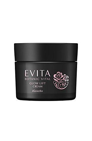 エビータ エビータ ボタニバイタル 艶リフト クリーム エレガントローズの香り 35gの画像