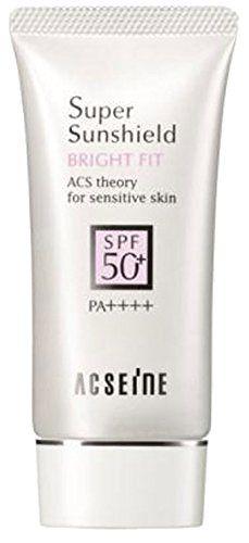 アクセーヌのアクセーヌ ACSEINE スーパーサンシールドブライトフィット 40g [049734]に関する画像1