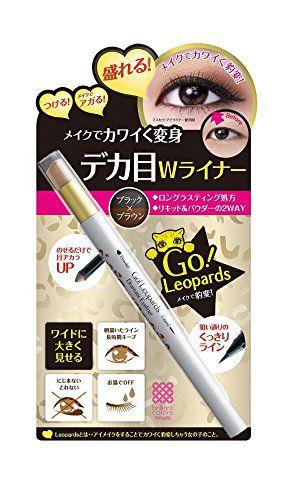 明色 明色化粧品 Meishoku Go!Leopards ドラマティックアイライナーの画像