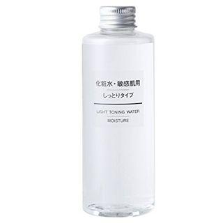 無印良品 化粧水・敏感肌用 しっとりタイプ 200mlの画像