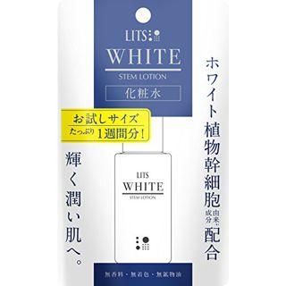 LITS リッツ LITS ホワイト ステムローション トライアル 30mlの画像