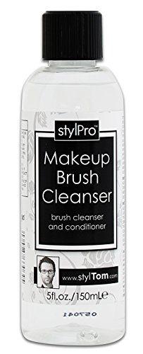 スタイルプロ StylPro スタイルプロ クリーナー メイクブラシ専用洗浄液 150mlの画像