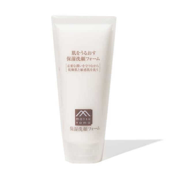 肌をうるおす保湿スキンケアの保湿洗顔フォーム 100gに関する画像1