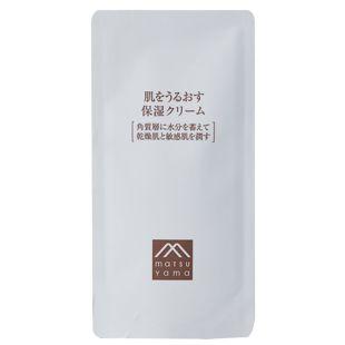 肌をうるおす保湿スキンケア 保湿クリーム 【詰替用】 45g の画像 0