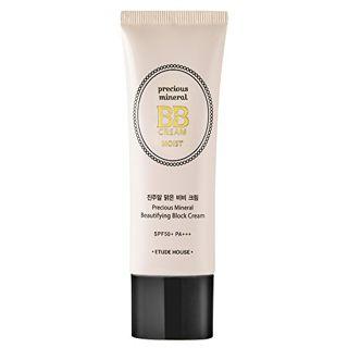 エチュード プレシャスミネラル BBクリームモイスト サンド 45g SPF50+ PA+++の画像