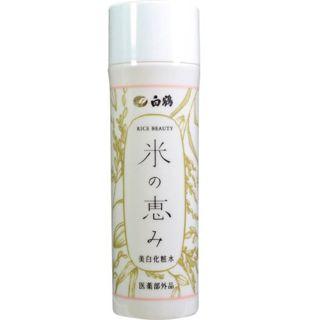 ライスビューティー ライスビューティー 米の恵み 美白化粧水 150mlの画像