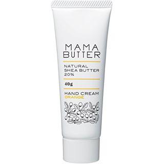 ママバター ママバター MAMA BUTTER ハンドクリームオレンジ 40gの画像