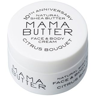 ママバター ママバター MAMA BUTTER フェイス&ボディクリーム シトラスブーケ 25gの画像