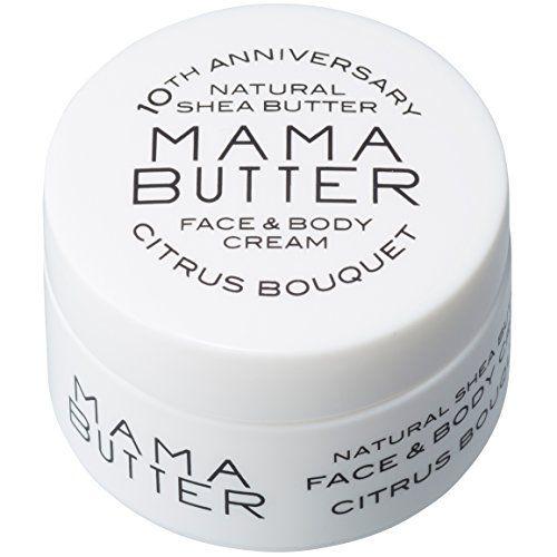 ママバターのママバター MAMA BUTTER フェイス&ボディクリーム シトラスブーケ 25gに関する画像1