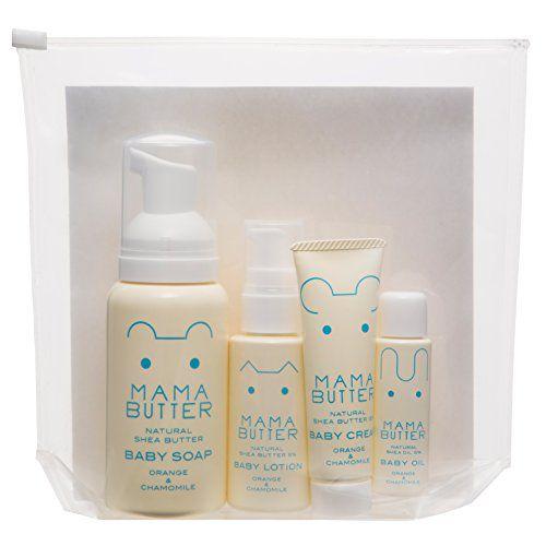 ママバターのママバター MAMA BUTTER ベビースターターセット 1セットに関する画像1