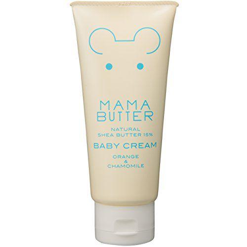 ママバターのママバター MAMA BUTTER ベビークリーム 130gに関する画像1