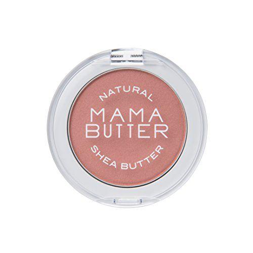 ママバターのチークカラー  ピンク 5gに関する画像1