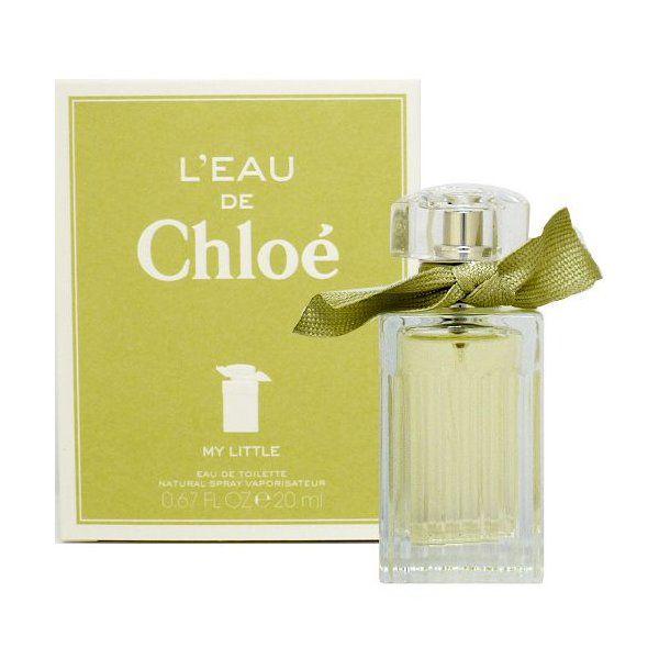 クロエのクロエ マイリトル ロー ド クロエ EDT SP (女性用香水) 20mlに関する画像1